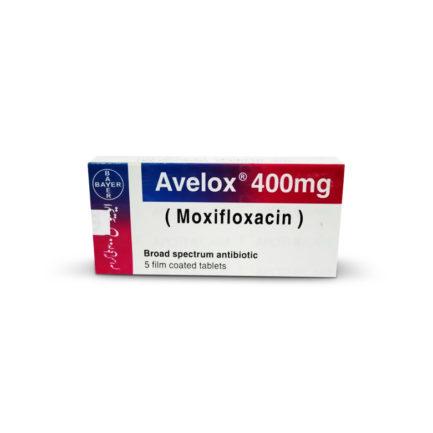 Avelox 400mg