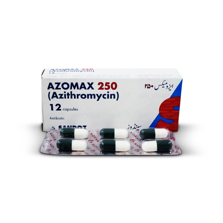 AZOMAX 250MG - Online Medical Store in Pakistan