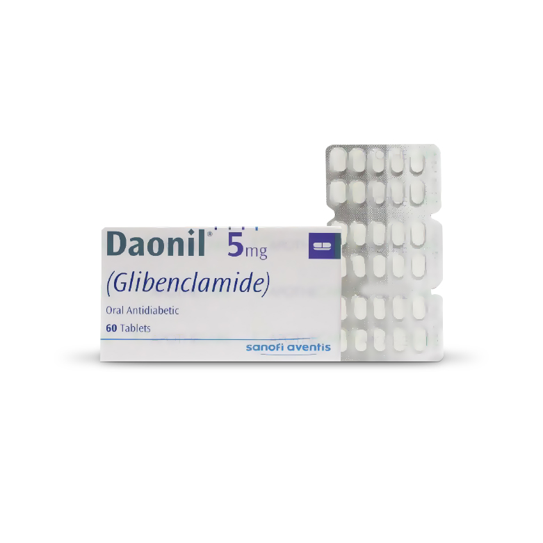 DAONIL 5MG - Online Medical Store in Pakistan
