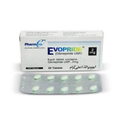 EVOPRIDE 2MG