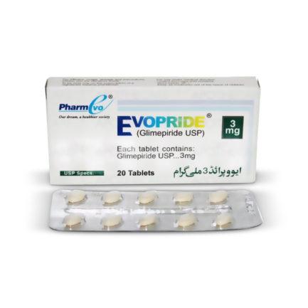 EVOPRIDE 3MG