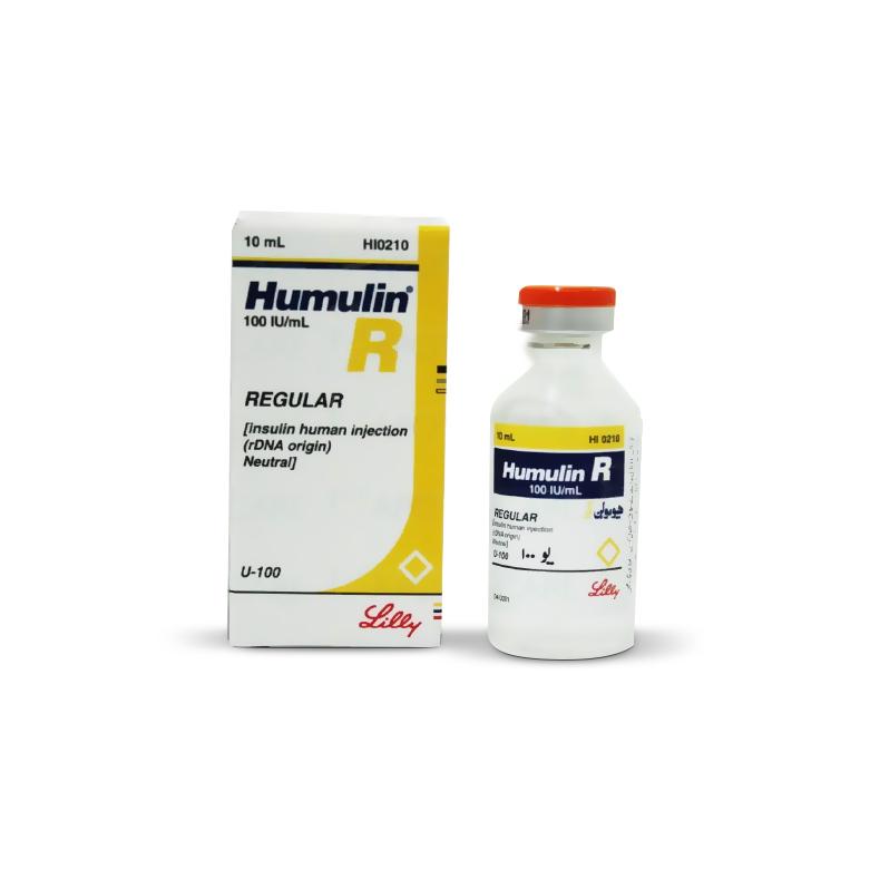 HUMULIN R - Online Medical Store in Pakistan