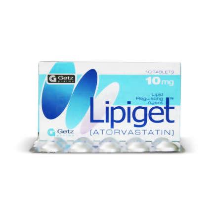 LIPIGET 10MG