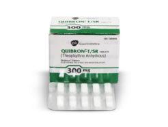 QUIBRON T/SR 300 mg