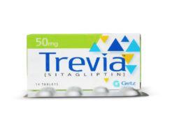 TREVIA 50MG