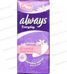 Always Pantyliner 20 Normal