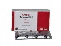 AMOXIL 250 MG