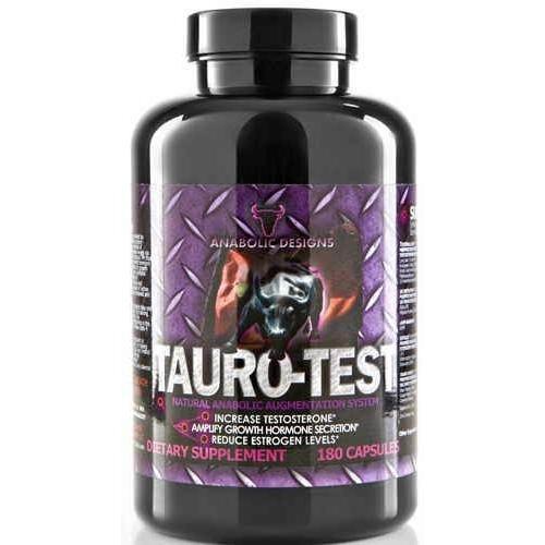 AD Tauro Test 180 Capsules in Pakistan