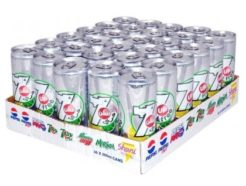 7Up Diet Can Pack (24x300ml)
