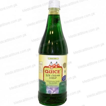 Quice Ice Cream Syrup 800Ml