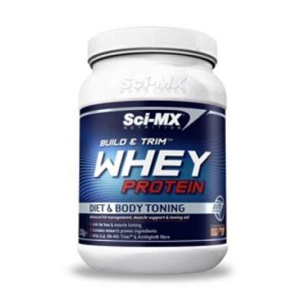 Sci-MX Build and Trim Whey Protein 1050g in Pakistan