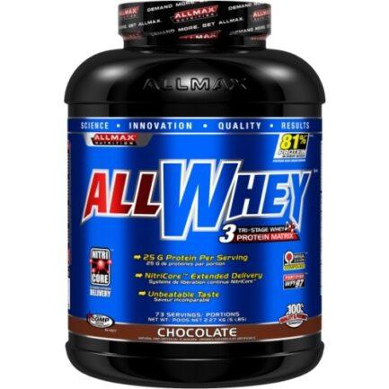 Allmax Allwhey 2.27kg 5lb in Pakistan