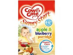 Apple & Blueberry Porridge (125g)