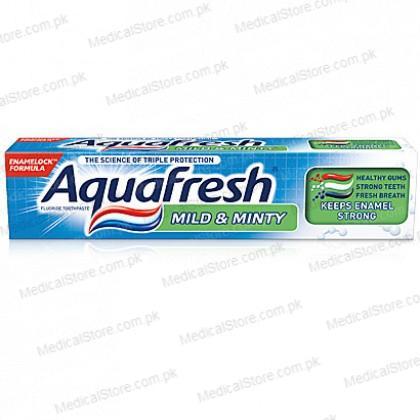 Aqua Fresh Mild & Minty Toothpaste (50ml)