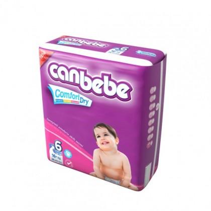 Canbebe Jumbo Pack 16Kg Extra Large (36Pcs)