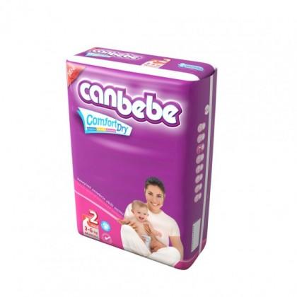CANBEBE SUPER ECO MINI 3-6KG (54PCS)