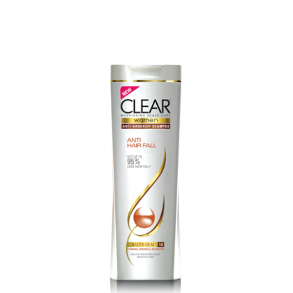 Clear Shampoo For Women – Anti Hairfall (200ml)