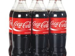 Coca Cola 6 Pack Bottles 1.5Ltr