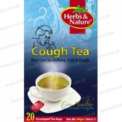 Cough Tea – 20 Sachet Box (40G)