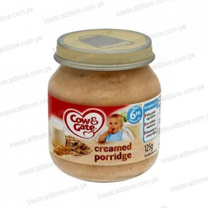Cow & Gate Creamed Porridge 4-6 months (125g)