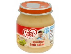 Cow & Gate Summer Fruit Salad 4-6 months (125g)