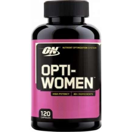 Optimim Nutrition Opti Women 120 Capsules in Pakistan