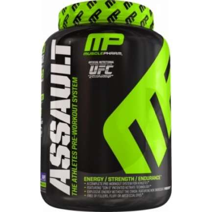 Muscle Pharm Assault in Pakistan
