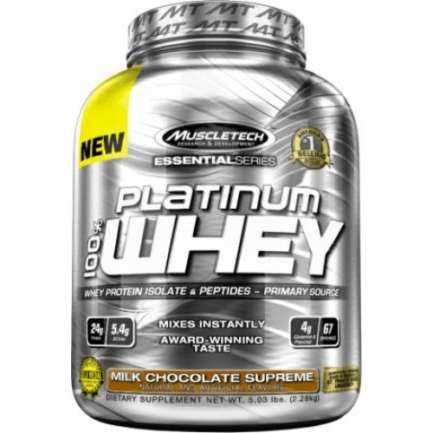 Muscletech Platinum 100% Whey 5 lb in Pakistan