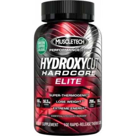 Muscletech Hydroxycut Hardcore 100 Capsules in Pakistan
