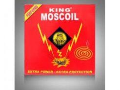 KING MOSQUITO COILS (10PCS)