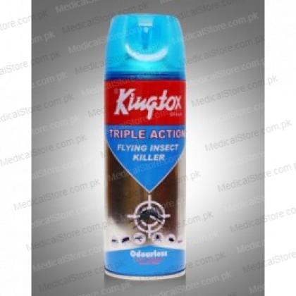 KINGTOX ODOURLESS INSECT KILLER (400ML)