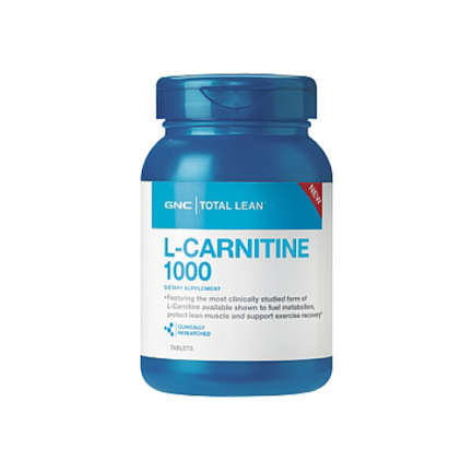 L-Carnitine 1000 Mg 60 Capsules in Pakistan