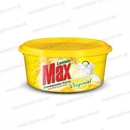 Lemon Max Dishwashing Paste Original (400gm)