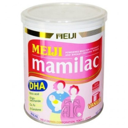 Meiji Mamilac Vanilla (350Gms)