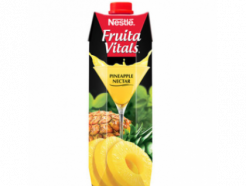 Nestle Fruita Vitals Pineapple (1lt)