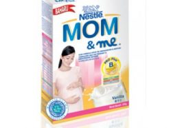 Nestle Mom and Me (350Gms)
