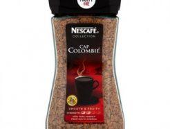 Nestle Nescafe Cap Colombie (100gm)