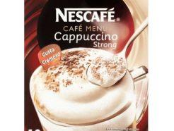 Nestle Nescafe Cappuccino Strong (145gm)