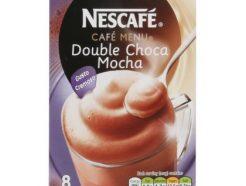 Nestle Nescafe Double Choca Mocha (8 sachet)