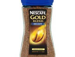 Nestle Nescafe Gold Blend Decaff (100gm)