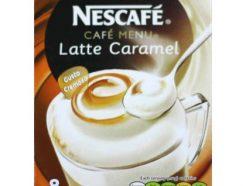 Nestle Nescafe Latte Caramel (136gm)