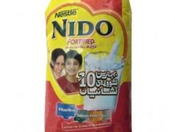 Nido Fortified Instant Milk Powder (400Gms)