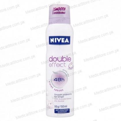 Nivea Deodorant Spray Double Effect (150ml)