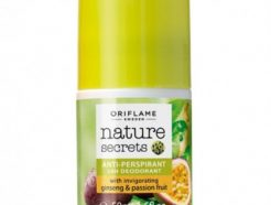 Oriflame Nature 24h Ginseng & Passion Fruit (50ml)