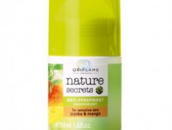 Oriflame Nature With Energising Mint & Raspberry