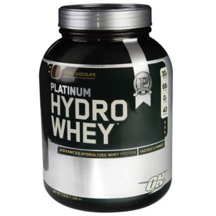 Optimum Nutrition Platinum Hydrowhey 1.5 Kilograms in Pakistan