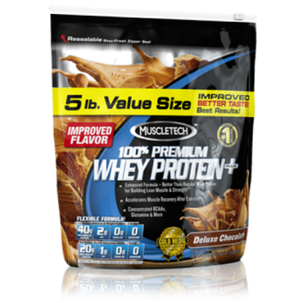 Muscletech 100% Premium Whey Protein 5 Lbs in Pakistan