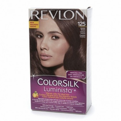 Revlon Colorsilk Luminista Hair Color Dye Bronze Brown 125