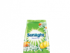 SUNLIGHT WASHING POWDER - GREEN (190G)