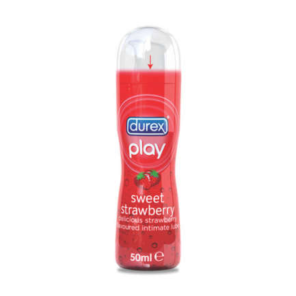 Play Sweet Strawberry  lubes